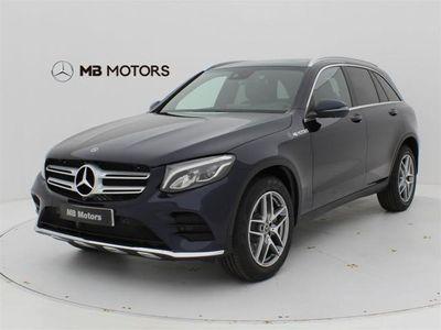 usado Mercedes GLC250 4Matic Aut.