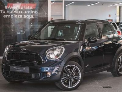 usado Mini Cooper S ALL4 Aut. 184