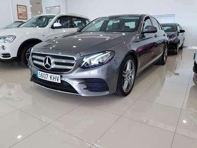 usado Mercedes E220 Clase9G-Tronic 194
