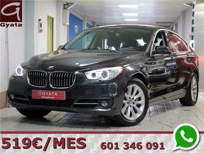 "usado BMW 520 Gran Turismo dA 184CV ""NAVEGADOR,CÁMARA,INTERNET"""