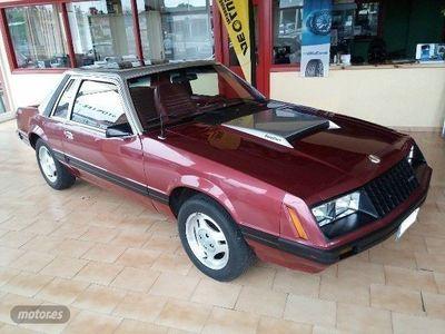 usado Ford Mustang MustangGasolina de 5 Puertas