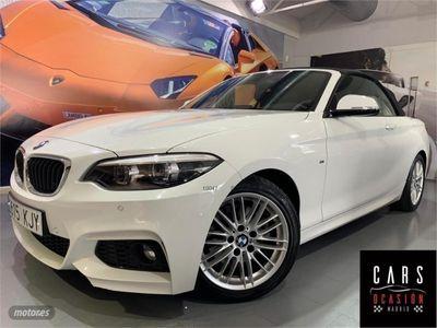 gebraucht BMW 220 Serie 2 F23 Cabrio Cabrio
