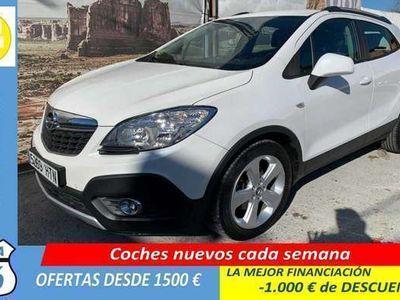 usado Opel Mokka 4x2 CDTI 1.7 130cv