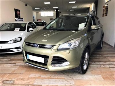 gebraucht Ford Kuga 1.5 EcoBoost 150 ASS 4x2 Titanium