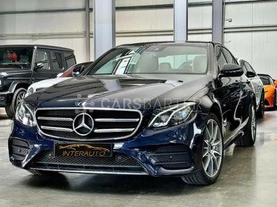 """usado Mercedes E220 E220 d / AMG Line / Comand / 19"""" AMG / Panorama 2p"""