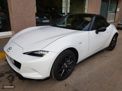 usado Mazda MX5 1.5 96kW 131CV Luxury