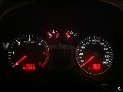 usado Audi A3 2.0 Tdi 140cv Dpf Ambition 3p. -08