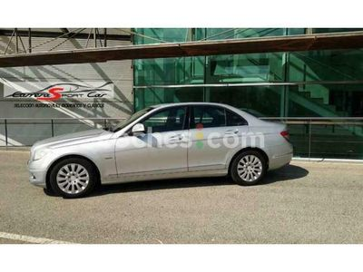 usado Mercedes C180 Clase CK Elegance Aut. 156 cv en Alicante