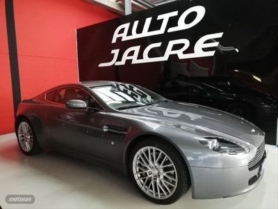 usado Aston Martin V8 VantageCoupe Sportshift