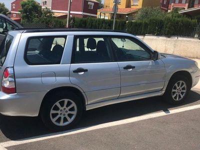 usado Subaru Forester Todoterreno 1cv Manual de 5 Puertas