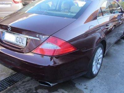 usado Mercedes CLS320 2008 108764 KM a € 19500.00