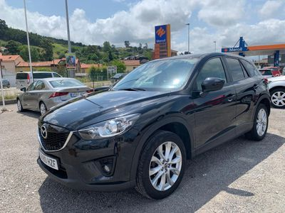 used Mazda CX-5 2.2DE Luxury 4WD Aut.