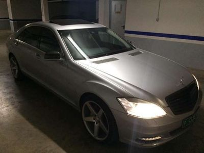 usado Mercedes S350 350CDI BE Largo Aut.