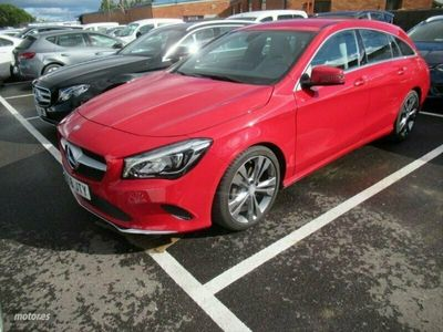 usado Mercedes CLA200 Shooting Brake CLA d Urban