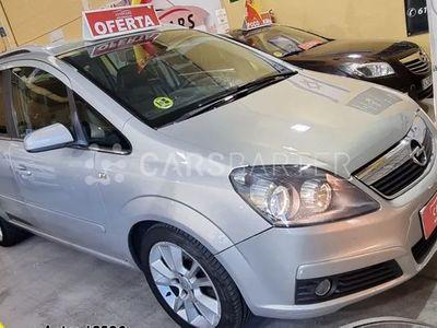 usado Opel Zafira 1.9CDTi Cosmo 120