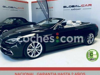 usado BMW 640 Cabriolet Serie 6 da 313 cv en Madrid