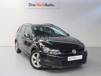 usado VW Golf Variant Advance 1.6 TDI BMT 81 kW (110 CV)