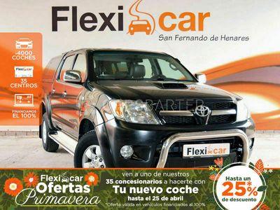 usado Toyota HiLux 3.0 D-4D Cabina Doble VXL 4x4 4p