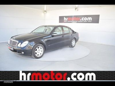 gebraucht Mercedes 320 Clase E E FamiliarCDI Aut.