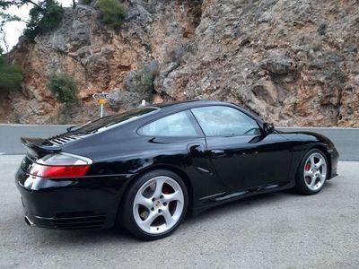 usado Porsche 911 Turbo MANUAL