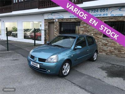 brugt Renault Clio Emotion 1.2 16v