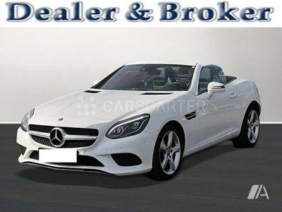 usado Mercedes SLC200 200