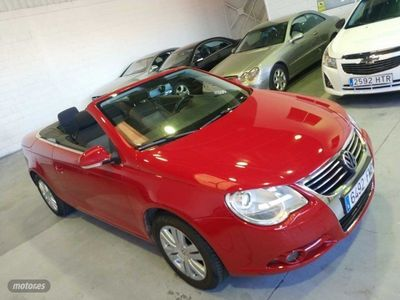 used VW Eos 2.0tdi dsg