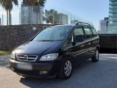 gebraucht Opel Zafira 2.0 Dti 16v Elegance