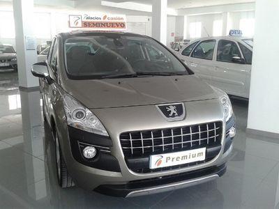 usado Peugeot 3008 2.0hdi Fap Allure