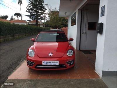usado VW Beetle Cabrio Design 1.2 TSI 105CV BMT