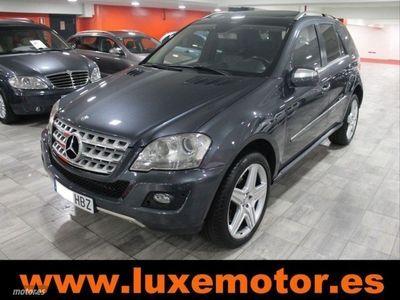 usado Mercedes ML500 Clase M4M Grand Edition