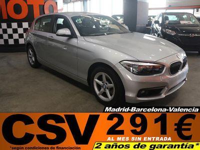 brugt BMW 118 D 150CV **AUTO, GPS, 291€/MES**