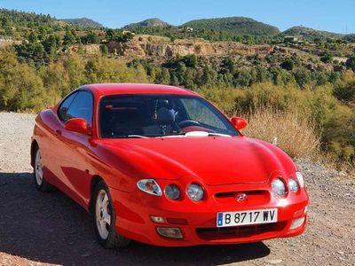 usado Hyundai Coupé 1.6i 16v FX