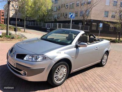 usado Renault Mégane Cabriolet Coupe Privilege 1.9dCi