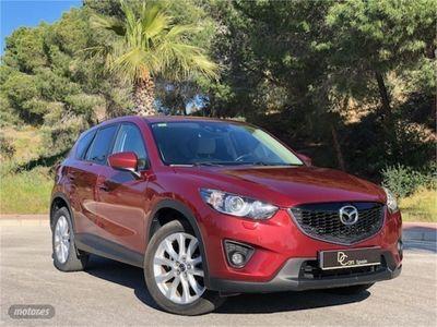 usado Mazda CX-5 2.2 150cv DE 4WD Luxury