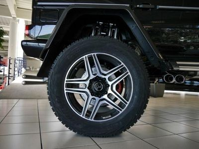 usado Mercedes G500 4x4² *ALL BLACK*