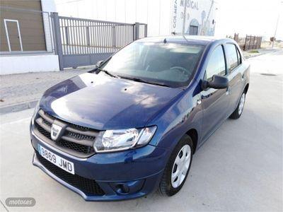 brugt Dacia Logan Ambiance 1.2 75 EU6