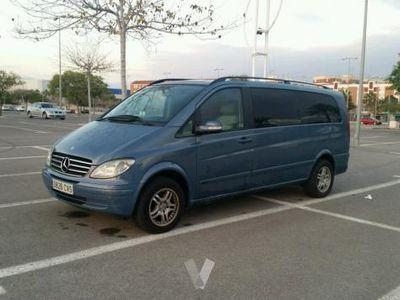 usado Mercedes Viano 2.2 CDI Ambiente Larga -04