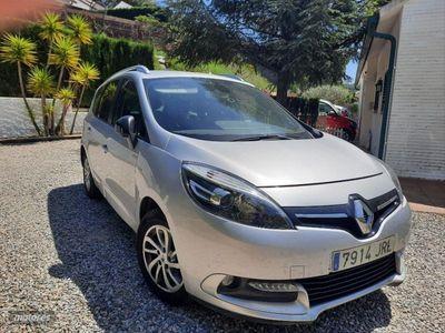 usado Renault Grand Scénic LIMITED Energy dCi 110 eco2 7p Euro 6