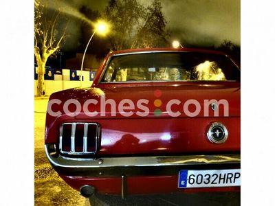 usado Ford Mustang Fastback 2.3 Ecoboost Aut. 314 cv en Barcelona
