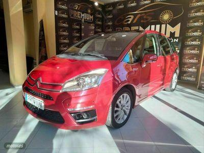 usado Citroën C4 Picasso 1.6 HDi 110cv Exclusive Plus