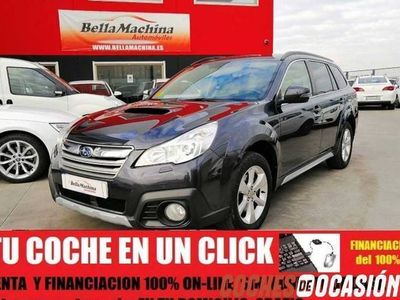 usado Subaru Outback Outback2.0 Diesel Executive, Segunda Mano, Madrid