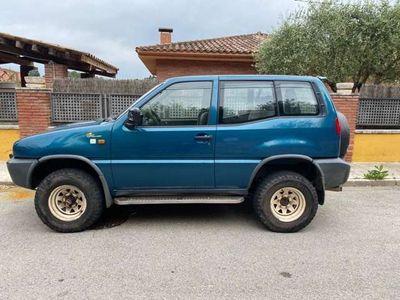 usado Nissan Terrano 2.7 SLX D Turbo