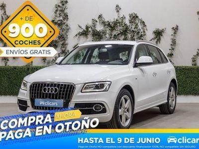 usado Audi Q5 2.0 TDI 110kW ultra S line edition