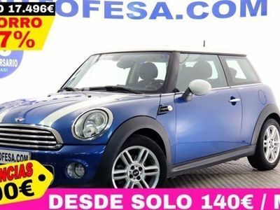 usado Mini ONE R56 1.6D 90CV 3P #LIBRO REVISION
