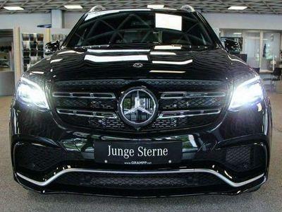 usado Mercedes GLS63 AMG 4Matic Aut.