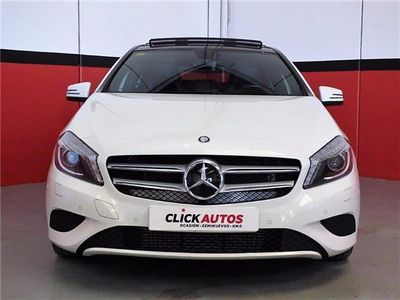 usado Mercedes A180 CDI Aut. 109CV Pack Urban+ Techo nav y camara
