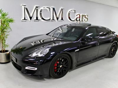 used Porsche Panamera Turbo Aut.