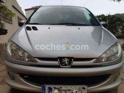 usado Peugeot 206 1.4 Xs 90 90 cv en Tenerife