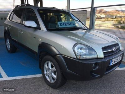 usado Hyundai Tucson 2.0 CRDI 4X4